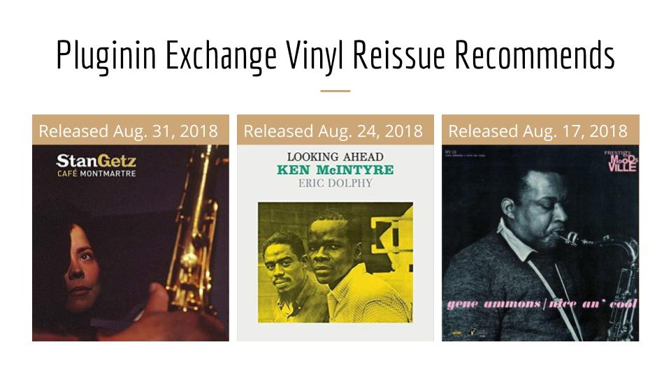 Vinyl Recommends