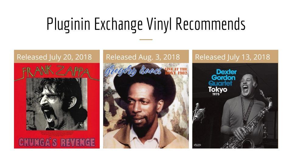 Vinyl Reissues