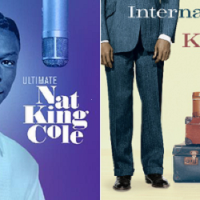 Coming to vinyl in June 2019: Ultimate Nat King Cole/ International Nat King Cole