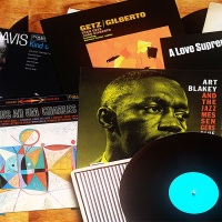 This Week's Top 10 Jazz Album Selected By My Vinyl Peers On Instagram