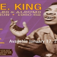R&B News: New Ben E. King Singles & Albums Collection 1960-62 Due January 17, 2020