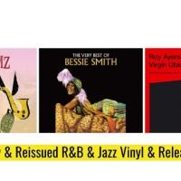 New & Reissued R&B & Jazz Vinyl & Releases (March 27, 2020)