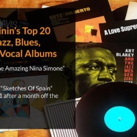 This Week's Top 20 Classics Jazz/Blues/World/Vocal Albums
