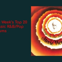 This Week's Top 20 Classic R&B/Pop Albums